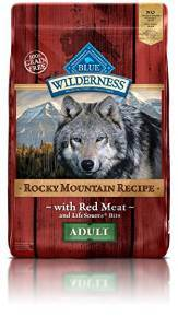 Blue Buffalo BLUE Wilderness Rocky Mountain Recipe with Red Meat