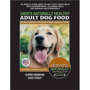 Dave's Pet Food Dog Naturally Healthy