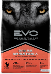 EVO Grain Free Red Meat Formula