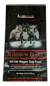 Elite K9 Maximum Bully All Stages Dog Food