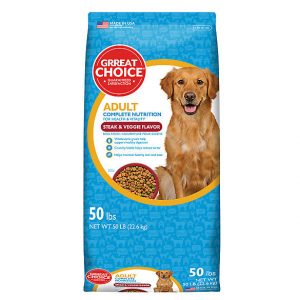 Great Choice Complete Nutrition Adult Dog Food