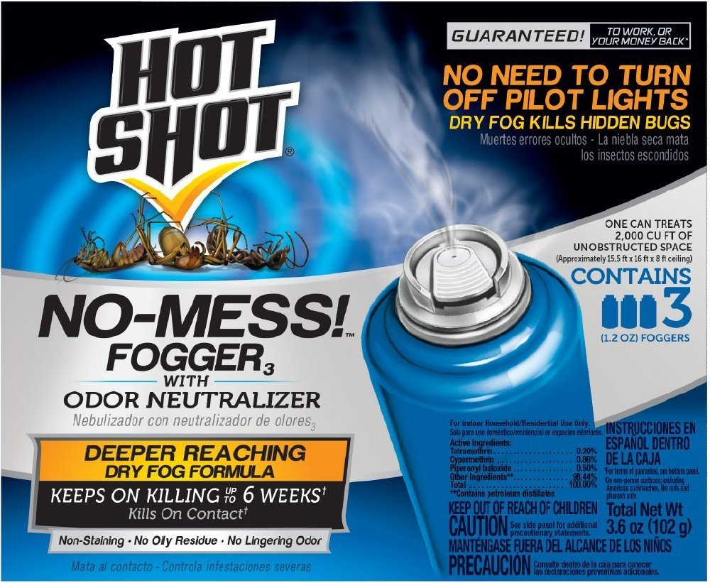 Hot Shot 20177 Fogger