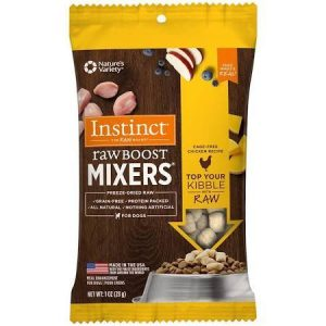 Instinct Freeze Dried Raw Markets