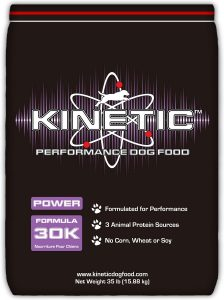 Kinetic Performance Power 30K Formula Dry Dog Food