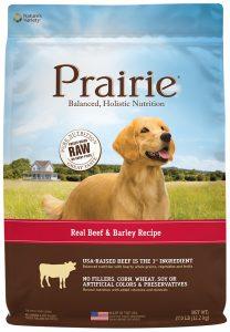 Nature's Variety Prairie Beef & Barley Recipe