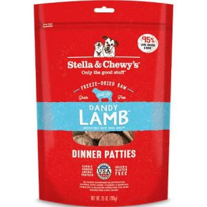 Stella & Chewy's Dandy Lamb (Freeze-Dried)